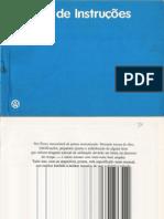 Manual Fusca 84