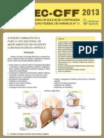 O Uso Racional de Medicamentos Na Atenção Farmacêutica Em Pacientes Com Insuficiência Hepática.