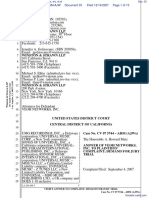UMG Recordings, Inc. et al v. Veoh Networks, Inc. et al - Document No. 33