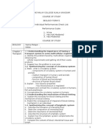 Biology Form 5