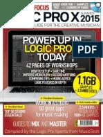 MusicTech Focus - Logic Pro X Summer 2015