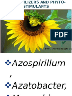 Biofertilizers and Phytostimulants