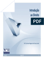 Introducao Ao Direito - 2014 1 - Secao 01