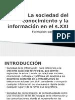 Disertación LaSociedad Del Conocimiento (2)