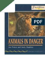 Animals in Danger-Factfiles