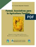 Formas Asociativas Para La Agricultura Familiar