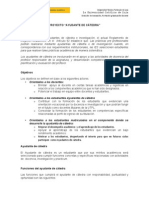 Proyecto Final Ayudantes de Catedra Oct 14 Feb 15