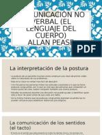 Comunicación No Verbal (El Lenguaje Del Cuerpo) Expo 1 - Copia
