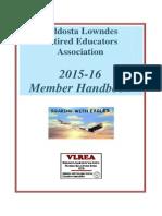 VLREA 2015-16 Member Handbook