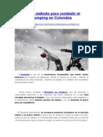 Nuevo Método Para Combatir El Dumping en Colombia
