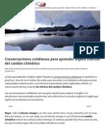 Inglés Estadounidense_ Efectos Del Cambio Climático _ ShareAmerica