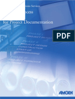 Business Process Guideline for Project Documentation