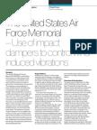 US Memorial Impact Dampers May2012 DanPowell