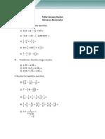 numeros racionales matematica