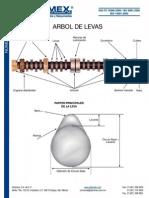 ARBOMEX ARBOLES DE LEVAS