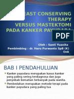 Bct vs Masektomi