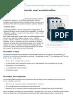 Electrical-Engineering-portal.com-Motores de CA Proteccin Contra Cortocircuitos