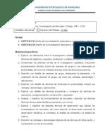 Plantilla Modulo 4 Investigacion de Mercados i