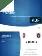 Efusión P2