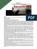 Religión y Fe-4y5!14!15Julio2015