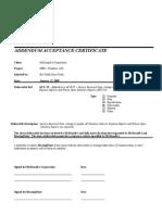 Addendum Certificate for AP_E_25_Inv Rcvd Date