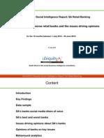 Abridged SM Study on Retail Banking