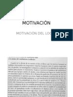 MOTIVACIÓN DEL LOGRO