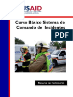 Manual de Sistema de Comando de Incidentes