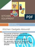 Kitchen Utensils PPT
