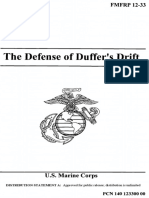 Defense of Duffers Drift