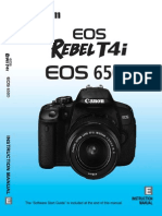 Canon EOS T4i