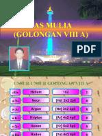 Tabel periodik golongan viiia 2 gas mulia golongan viii a urtaz Choice Image