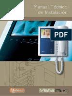 Manual Instalador Vista PlusW