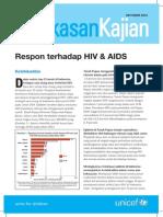 Respon Terhadap HIV & AIDS