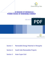 Mongolian South Region- Power House of Renewable Energy Eng Final