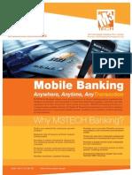 3) M3TECH - Mobile Banking