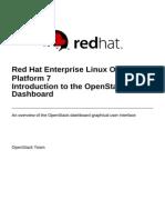 Red Hat Enterprise Linux OpenStack Platform-7-Introduction to the OpenStack Dashboard-En-US