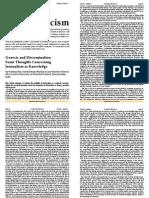Genesis and dissemination:Some thoughts concerning Journalism as Knowledge By Pradeep Nair, Harikrishnan Bhaskaran and Navneet Sharma, all of Central University of Himachel Pradesh, Dharamshala, India,