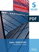 Hylar 5000 PVDF for Architectural Coatings En