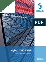 Hylar 5000 PVDF for Architectural Coatings En