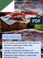Faktor Resiko Wilms Tumor