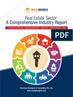 Indian Real Estate Sector 2015
