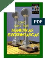 Libro Maquinas Electrostaticas