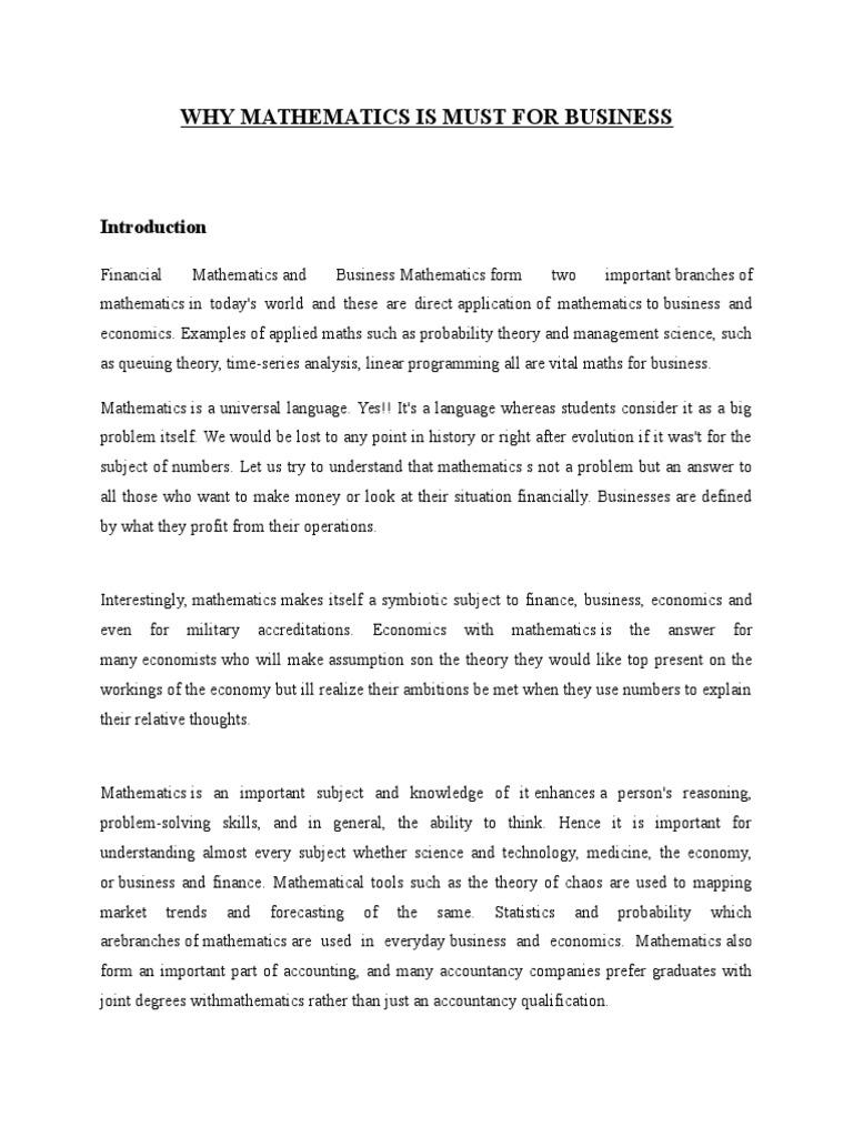 Mathe   Revenue   Física e matemática