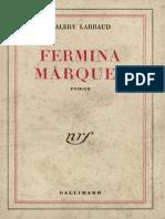 Fermina Marquez