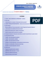 Newsletter Europedirect-Slatina Anul 1 Nr 4