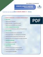 Newsletter Europedirect-Slatina Anul 2 Nr 10