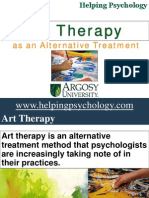 Art Therapy as an Alternative Treatment