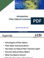 Ethernet Fibre Optical