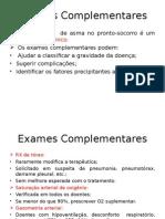 Exames Complementares e Diag Diferencial